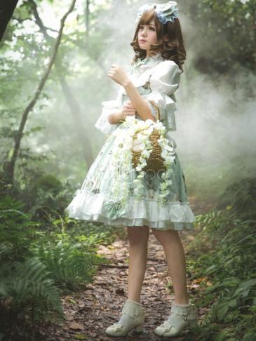 Fall Lolita Costume